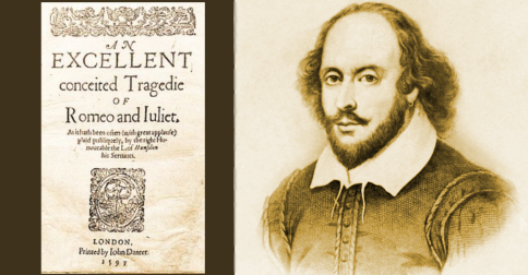 William Shakespeare - the message that came with the story of Romeo and Juliet - Part 3