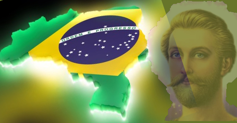 Saint Germain - A message on this date to Brazil